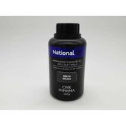 Resina  - Preto Sólido - Sólidos - National 3d - 500 Ml