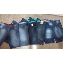 Bermudas Jeans Masculinas Hollister Oakley Quiksilver