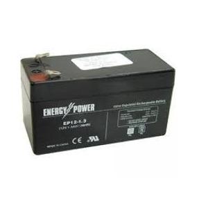 Bateria Selada 12v 1.3ah Energy Power Recarregável