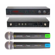 Fg Arcano Microfone Sem Fio Uhf Arwx2145 Alta Qualidade