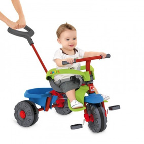 Triciclo Infantil Bandeirante Velotrol Smart Plus Vermelho