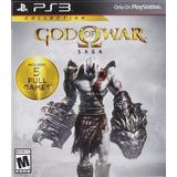 God Of War Saga Collection (nuevo Y Sellado) Play Station 3