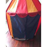 Carpa De Circo Ikea Niños Muy Buen Estado!