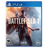 Battlefield 1 Para Ps4 Nuevo Y Sellado. Envío Gratis.