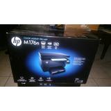 Impresora Multifuncional Láser Color Laserjet Pro M176n