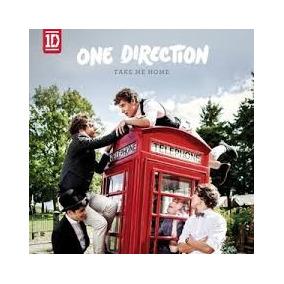 One Direction Take Me Home Cd Nuevo Cerrado