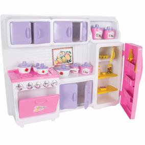 Brinquedo Infantil Cozinha De Cristal - 611 Lua De Cristal