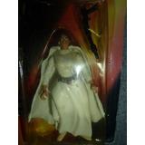 Star Wars Princess Leia Organa Antigua Muñeco De Colección