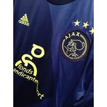 Jersey Adidas Ajax Fc, Climacool, Temporada 14-15, Chica
