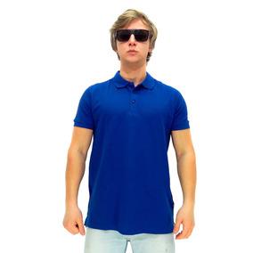 Camisa Polo Maresia Social Blue