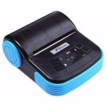 Impressora Térmica De Bolso Datecs 80mm Bluetooth