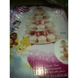 Base O Porta Cupcakes De Princesas Disney Wilton