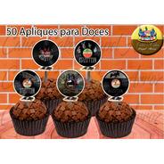 50 Topper Para Doces Rock Lp  Compacto Vinil Led Zeppelin