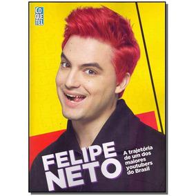 Livro - Felipe Neto