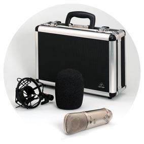 Microfone B-1 Behringer Condensador Estúdio B1 Frete Grátis