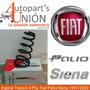 Espiral Trasero Fiat Palio Siena 1997/2002