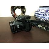 Camara Nikon P600