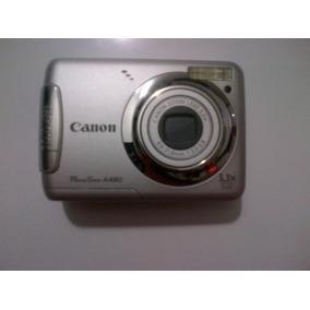 Camara Canon A480