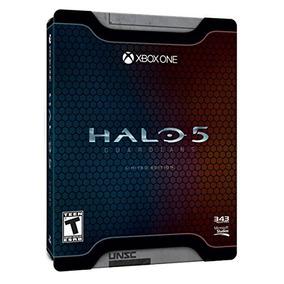 Halo 5 Guardianes - Limited Edition (disco Físico) - Xbox O
