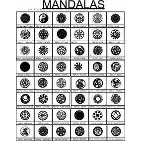 Placa De Parede Mandala Mdf Cru Escultura De Parede