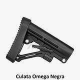 Culata Tactica Omega Negra Mil Spec Con Conteron