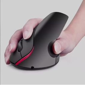 Mouse Gamer Vertical Inalambrico Ergonomico Diseño Grafico