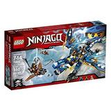 Lego Ninja-go Ref 70602 Elemental Dragon