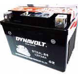 Bateria Dtx 4l Bs Ytx 4l Bs Dynavolt Wave 110 Business Y Mas