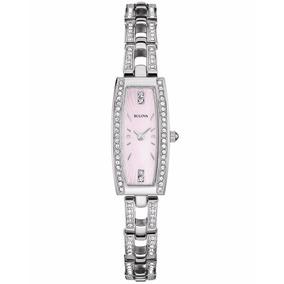Reloj Bulova 96l208 Mujer Distribuidor Oficial Envió.