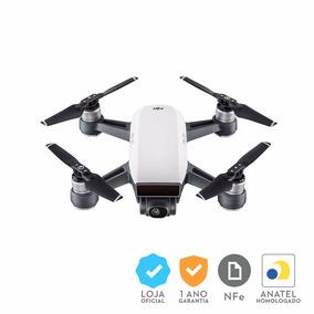 Drone Dji Spark White Alpine Original Nfe+garantia
