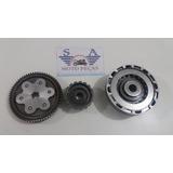 1061 - Kit Embreagem Shineray Eagle 50cc (usado) 2012