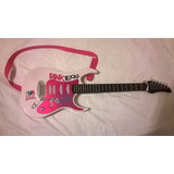 Guitarra Eléctrica De Barbie