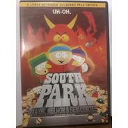 Dvd - South Park: Maior, Melhor E Sem Cortes