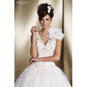 Vestido De Novia Briden Formal Talla S- M