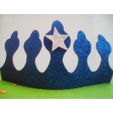 Corona Infantil, Goma Eva, Cotillon, Cumpleaños, Fiestas