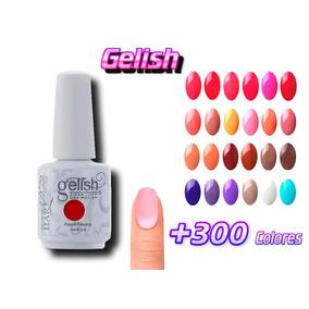 Esmaltes Gelish 21 Días No Revlon Dior Lacquer Chanel D&c