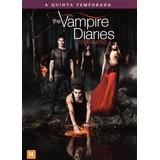 The Vampire Diaries - 5ª Temporada Completa (lacrado)