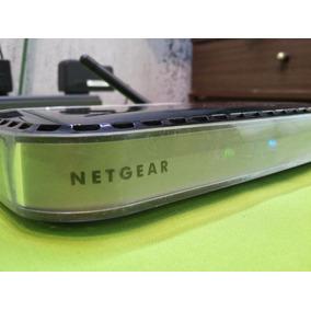 Netgear Wireless Router Wifi- Incluye Eliminador