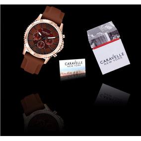 Reloj Hombre Elegante Bulova Caravelle Deportivo Cronógrafo