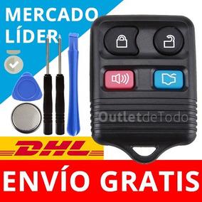 Carcasa Control Remoto Ford Focus Mustang Explorer 4 Botones