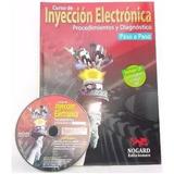 Libro Curso De Inyección Electrónica Paso A Paso Con Cd