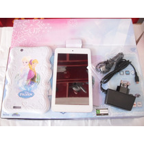 Tablet Tectoy Semi Novo Frozen Tt5400i Completo