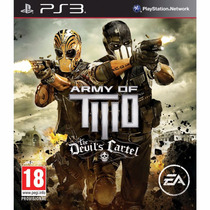 Army Of Two The Devil´s Cartel Playstation 3