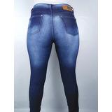 Calça Jeans 767 Skinny Cós Medio Cigarrete Elastano