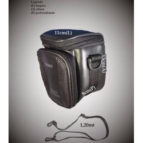 Bolsa P/ Filmadora Handycam Dcr Sr47 Sx40 Sr220 H20