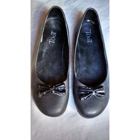 Zapatos Ballerinas Nena Talle 34 Marca Toot. Poco Uso