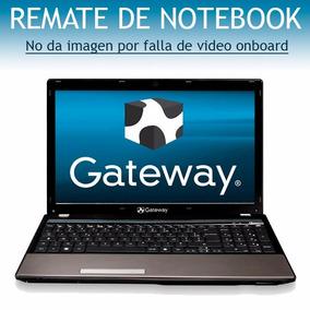 Remate De Notebook Gateway Nv59c [en Caja Y Cargador]
