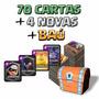 74 (4 Novas) Cartas + Baú Clash Royale Jogo Clash Royale