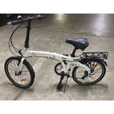 Bicicleta Dobrável Caloi Aro 20