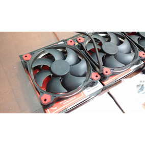 Cooler Fan Thermaltake Riing 12 Red 1500rpm Cl-f038-pl12re-a